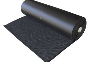 Protecta Group Ribbed Mat Runner 1 2m X 9 15m Roll Charcoal